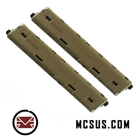 ZetaMag Gen3 20 Rounds Magazine For TiPX/TPX/TCR - (2pack)  Tan
