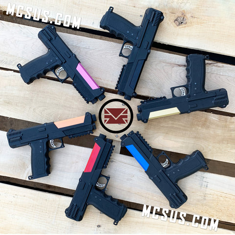 Tippmann TiPX Paintball Pistol (Red, Blue, Pink, Gold, Rose Gold, Black)