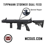 Tippmann Stormer Dual Feed Paintball Gun