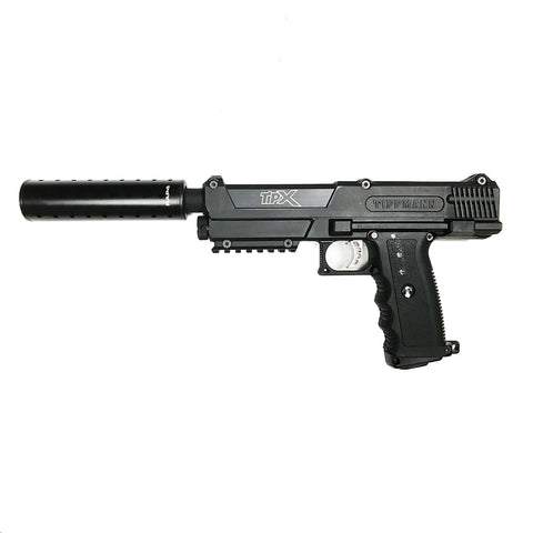 10 Inches Barrel and Silencer Kit For Tippmann Tipx Pistol