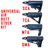 Universal Air Buttstock and Tank Package