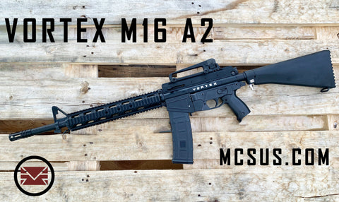 Tacamo Vortex M16 A2 Paintball Gun