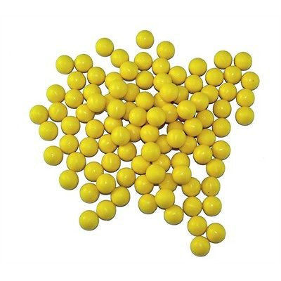 43 Caliber GRENADE Paintballs 200ct (Yellow)