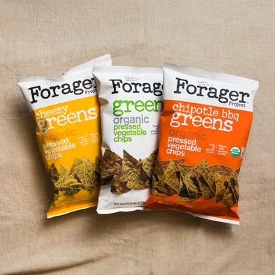 Forager Pressed Vegetable Chips 5oz