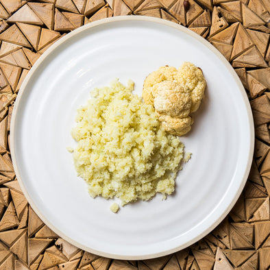 Organic Cauliflower Rice