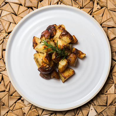 Organic Herb Roasted Potatoes