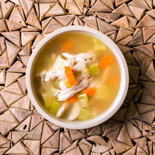 Organic Chicken Soup