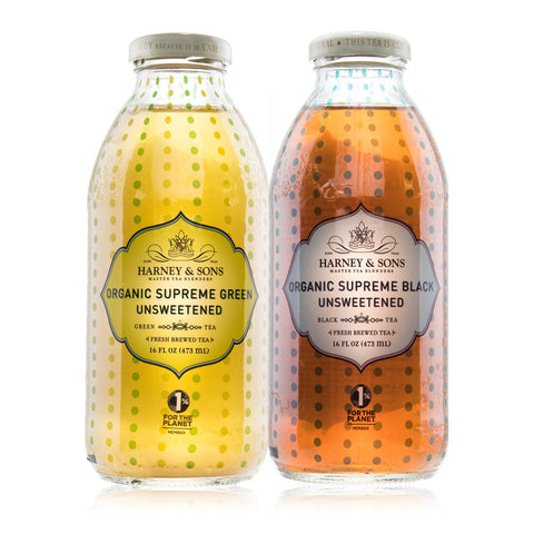 Harney & Sons Organic Unsweetened Teas