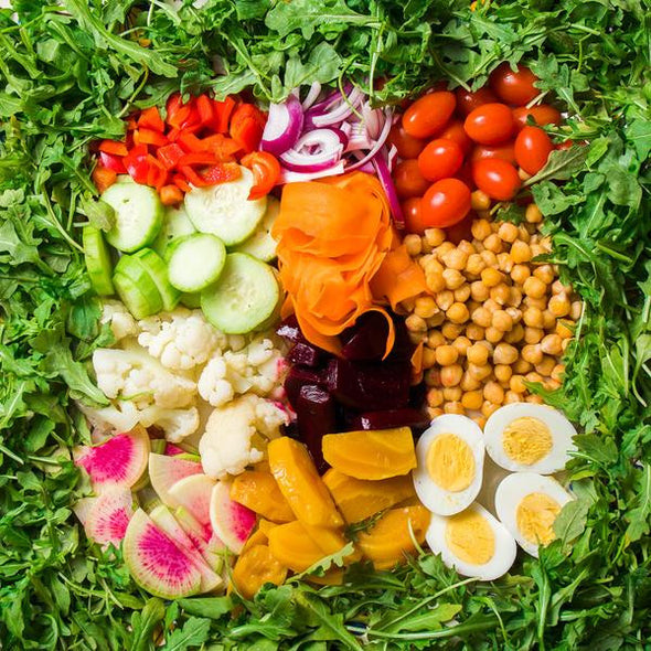 Create Your Own Fantastic Organic Salad