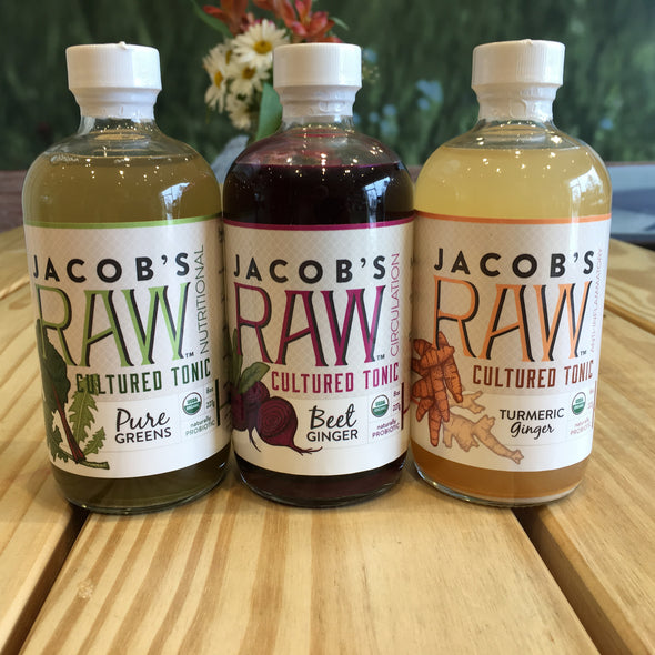 Jacobs Raw Tonics