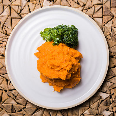 Organic Mashed Sweet Potato