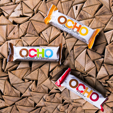 Ocho Candy Bar