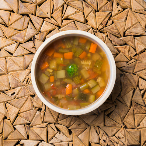 Organic Vegetable Soup