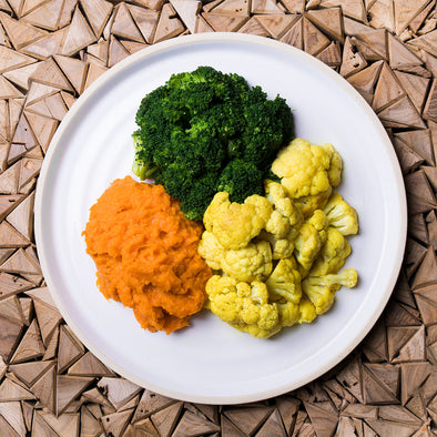 Organic Vegetarian Meal: Any 3 Sides