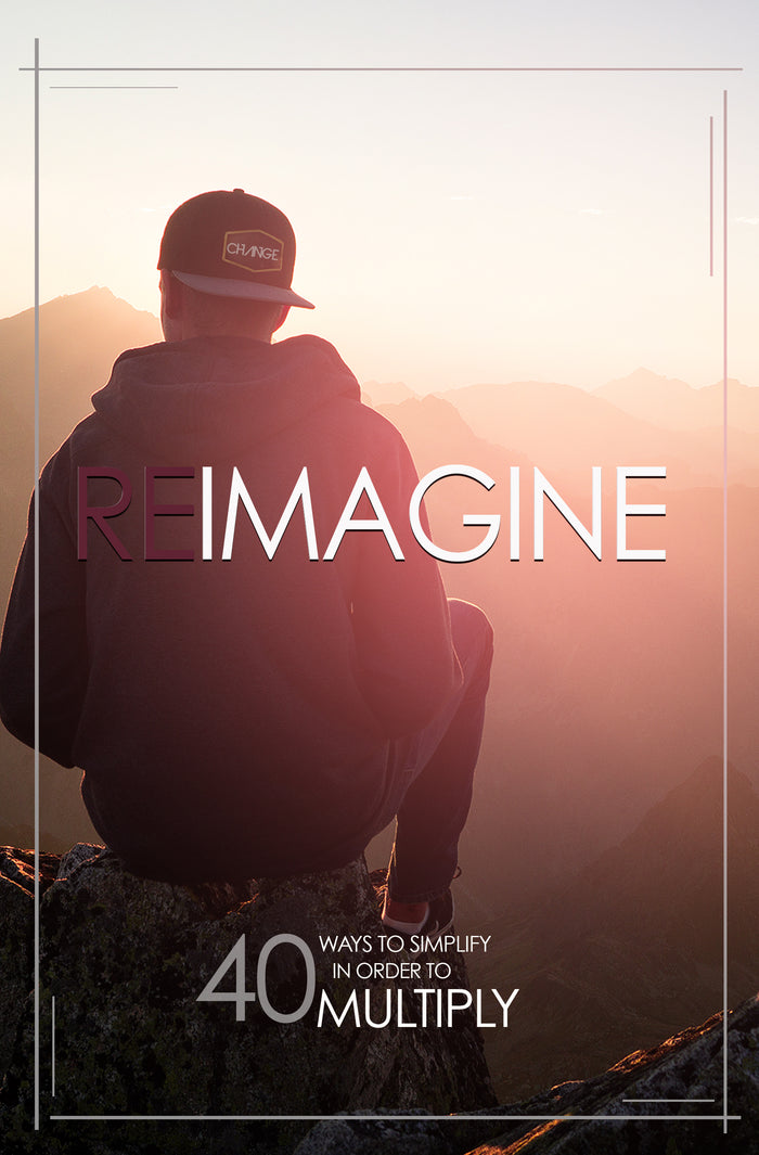 REIMAGINE 40 day Devotional