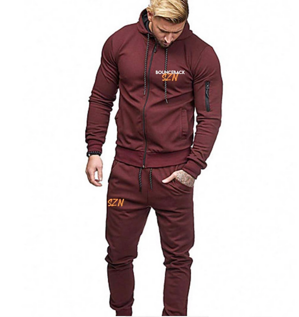 SZN Tech Fabric Jogger Suit