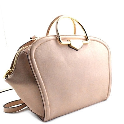 Blush Bucket Handbag