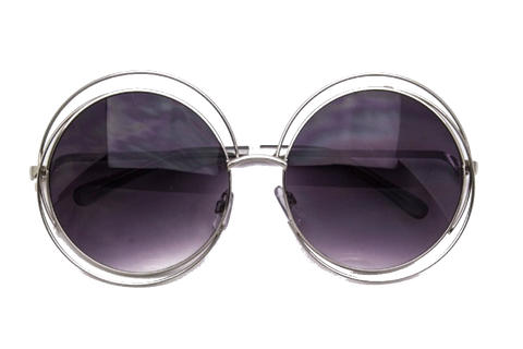 Iconic Wire Frame Sunglasses