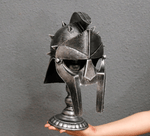 Ancient Gladiator Helmet Collection Bestiarius