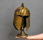 Ancient Gladiator Helmet Collection Essedarius