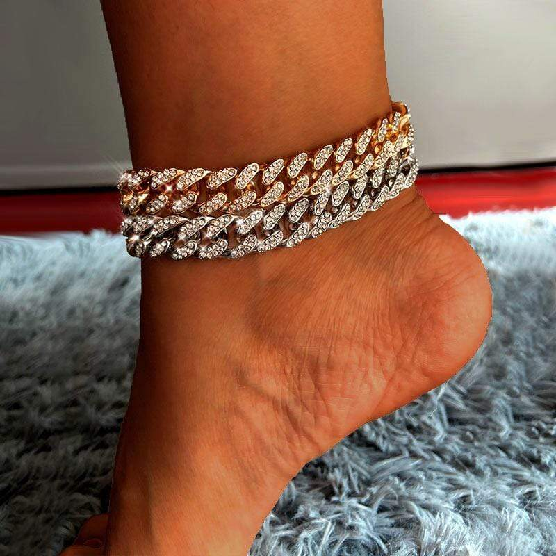Charlize Chunky Anklet