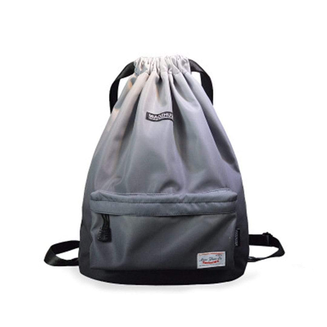 Fellie Gradient Backpack Gray