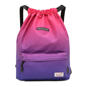 Fellie Gradient Backpack Purple