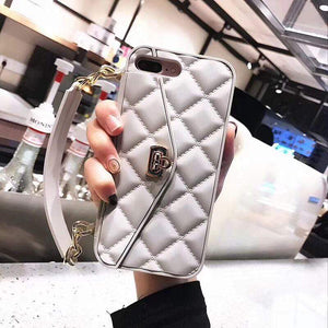 Handbag Phone Case Gray / iPhone 11 Pro Max