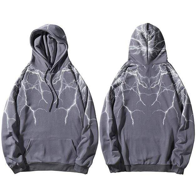 High Voltage Hoodie