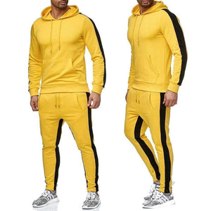 Hooded Casual Tracksuit 1 / M