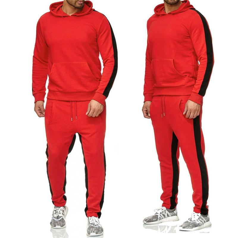 Hooded Casual Tracksuit 2 / M