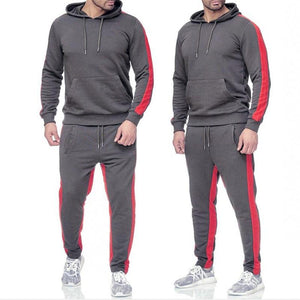 Hooded Casual Tracksuit 4 / M