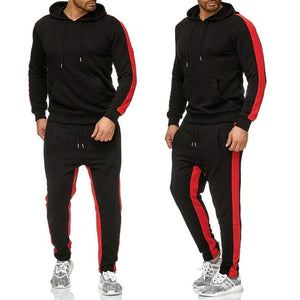 Hooded Casual Tracksuit 5 / M