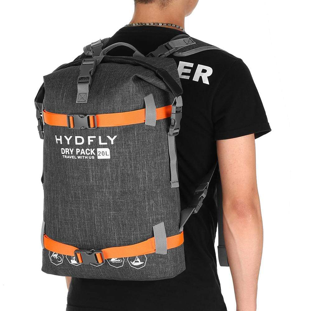 HYDFLY Waterproof Roll Top Bag