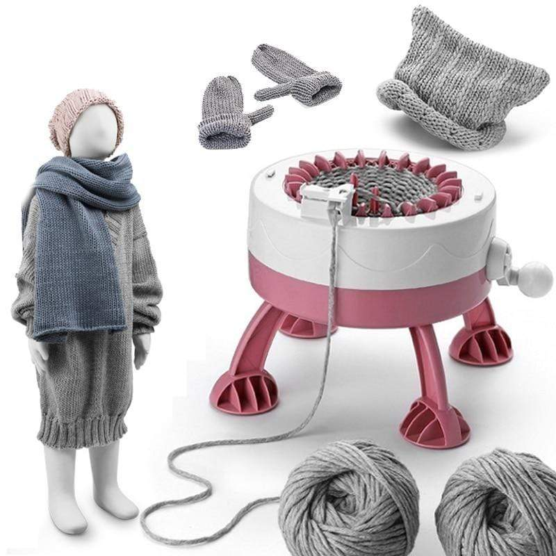 Knit Wits Knitting Machine Knitting Toy