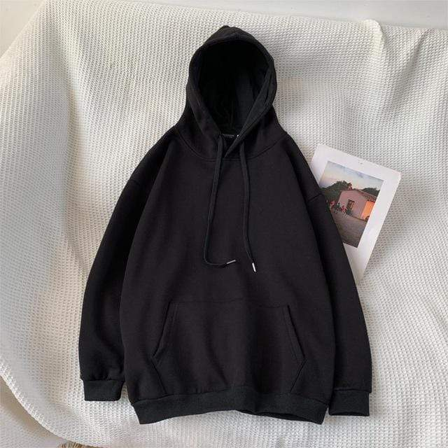 Plain & Simple Oversized Hoodies - 60% OFF