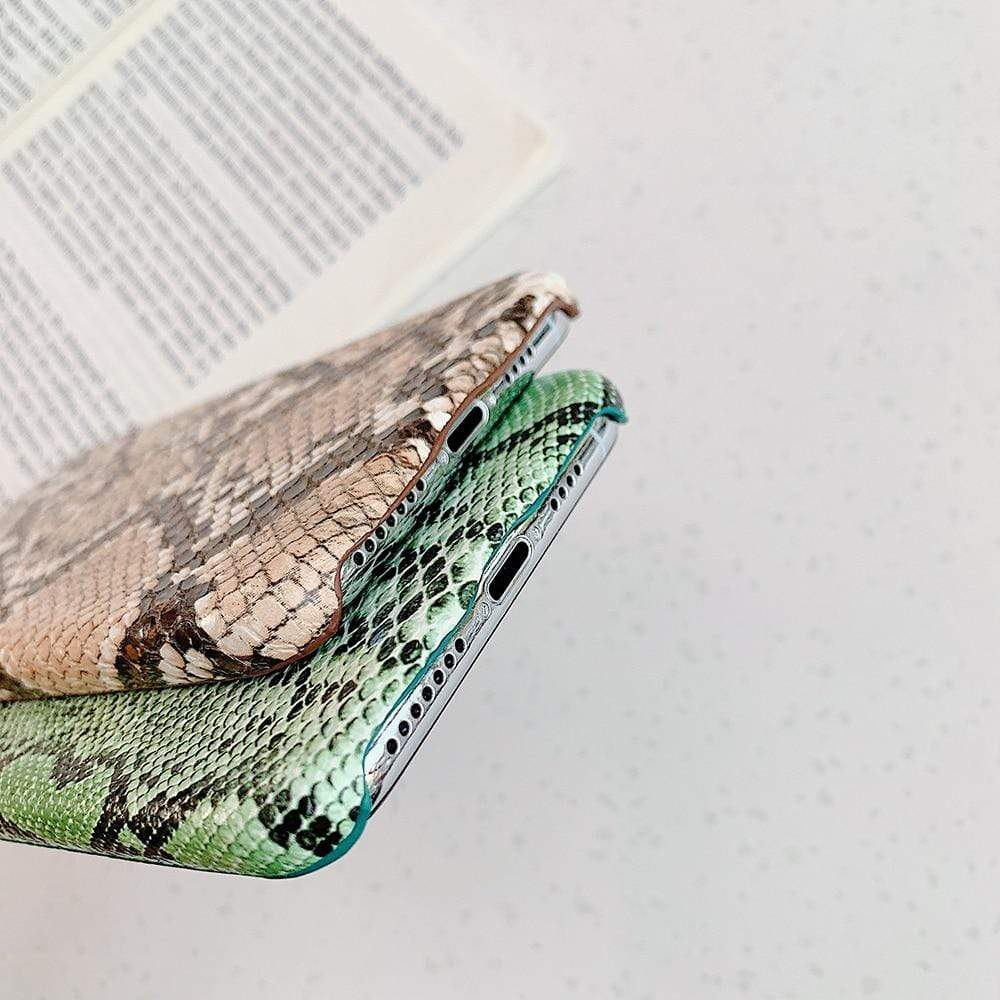 Stacy Snakeskin IPhone Case - 50% OFF