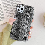 Stacy Snakeskin IPhone Case - 50% OFF For iphone 11 / Black