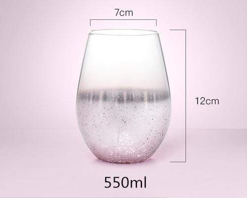Star Speckled Drinking Glass D