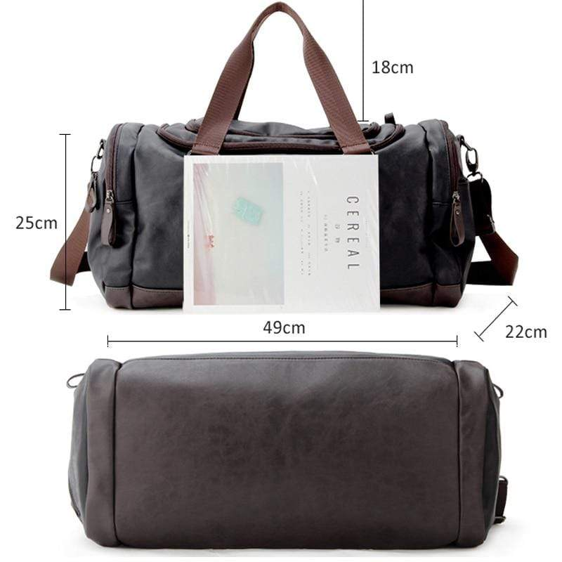 Urban Duffel Bag - 60% OFF