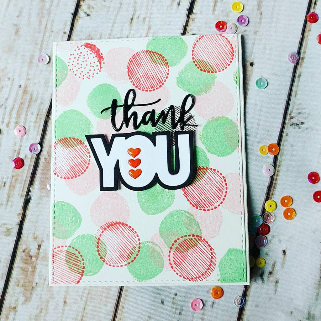 Quick Thank You Card..