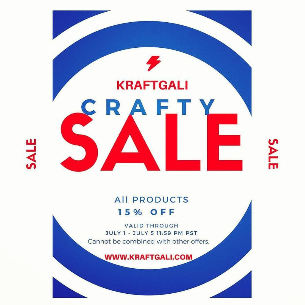 July 4th SALE at Stamping & Scrapbooking Products