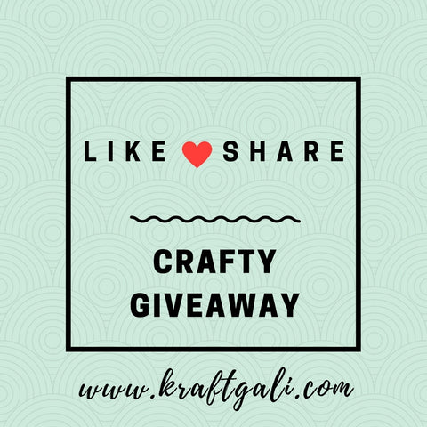 giveaway craft stamps and dies