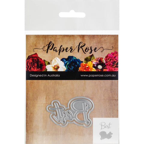 BEST - LAYERED PAPER ROSE DIES