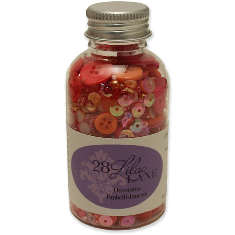 Lilac Lane Shaker Mix 75g FRUITY FUN
