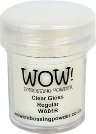 CLEAR GLOSS-WOW! EMBOSSING powder
