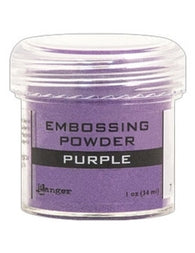 Ranger Empossing Powder 1 OZ - PURPLE