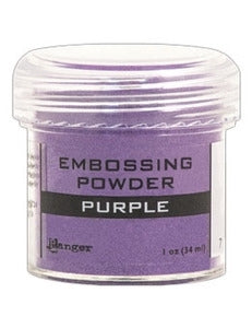 Ranger Embossing Powder 1 OZ - PURPLE