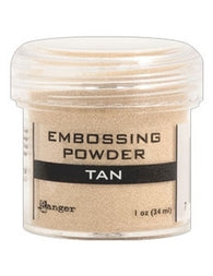 Ranger Empossing Powder 1 OZ - TAN
