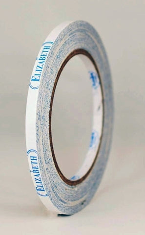 Elizabeth Craft Designs DOUBLE SIDED TAPE ROLL 0.25 Inches Clear Adhesive 020482